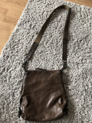 aunts & uncles Crossbody bag black brown