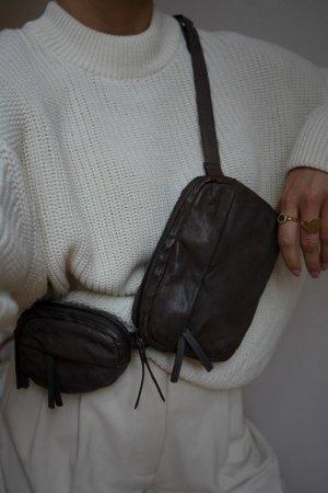 aunts & uncles Riñonera taupe-marrón grisáceo