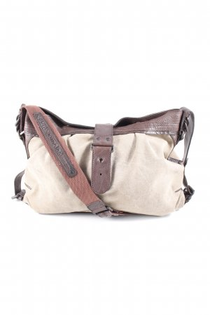 aunts & uncles Crossbody bag natural white-brown casual look