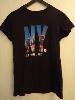 Aus New York: süßes ROXY-Shirt (Gr. XS)