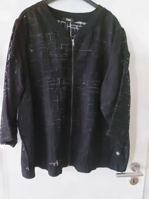 Frapp Blouse Jacket black viscose