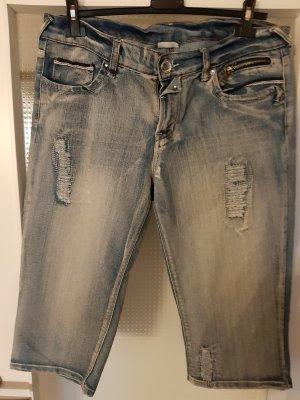 ausgefallene 3/4 Jeans Causal-Look
