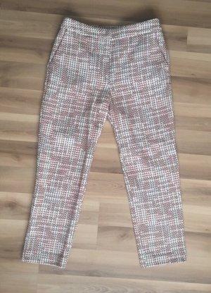 H&M Spodnie z zakładkami Wielokolorowy