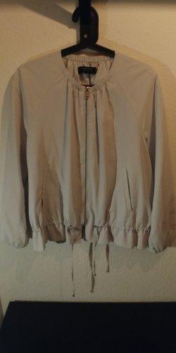 Zara Basic Blousje zilver-lichtgrijs