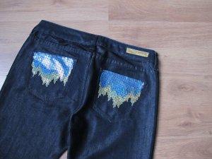 Ausgefallene Party-Jeans aus Miami