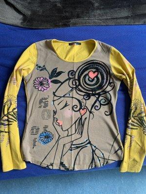 Ausgefallene T-shirt Louise Orop