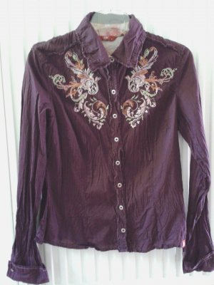 Esprit Ruffled Blouse multicolored