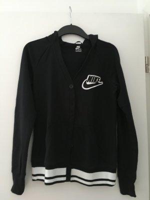 Nike Hooded Vest black-white