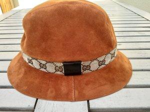 Gucci Bucket Hat brown-russet