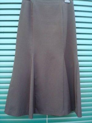Modeszene Spódnica w kształcie tulipana czarny Poliester