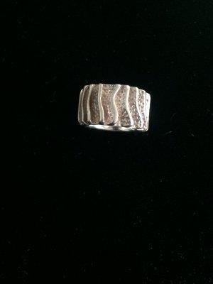 Anello d'argento argento Metallo