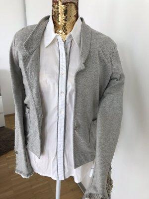 e v4 Sweat Blazer light grey