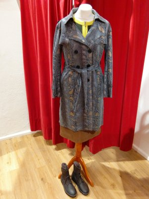 Trench Coat multicolored polyamide
