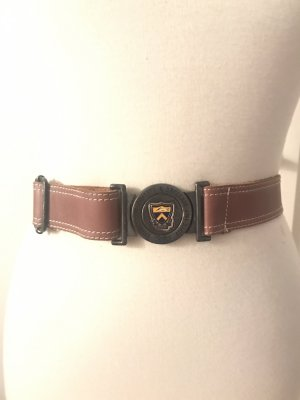 Chipie Leather Belt multicolored leather