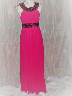 Ausgefallenes Abendkleid von Ashwi Paris Gr. 38-M