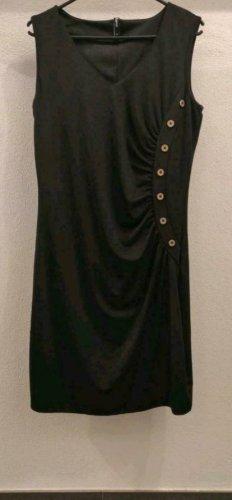 Flame Robe stretch noir