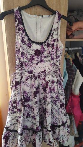 EMP Petticoat Dress white-lilac
