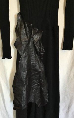Boutique Robe longue noir laine