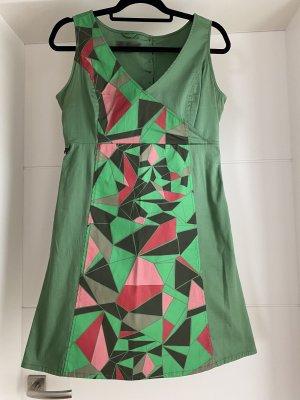 Skunkfunk Vestido de Verano multicolor