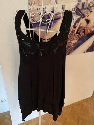 Romeo & Juliet Couture Oversized Shirt black
