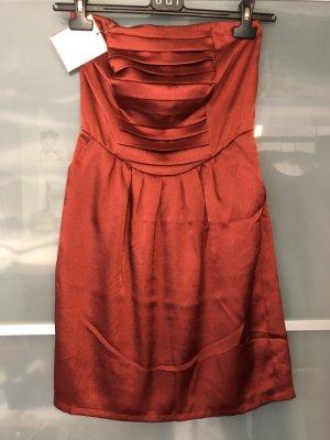 Ausgehkleid in rot von Vila