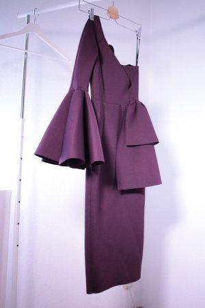 Asos Robe de soirée multicolore polyester