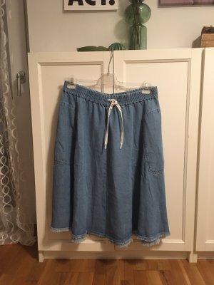 Marc O'Polo Denim Skirt azure