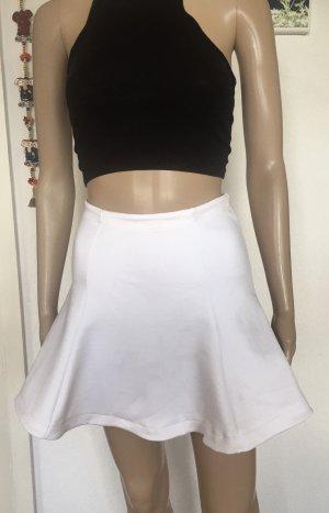 Bik Bok Tulip Skirt white