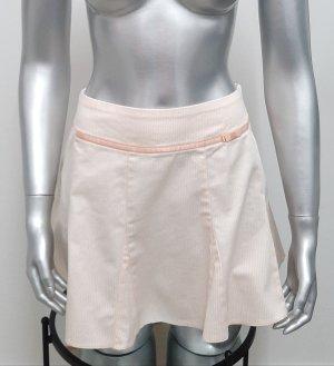 Orsay Skaterska spódnica biały-brzoskwiniowy