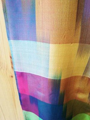Boutique Écharpe en soie multicolore