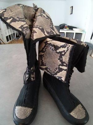 Annette Görtz Krótkie buty Wielokolorowy Skóra