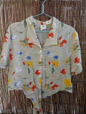 Außergewöhnliche Bluse #Vintage