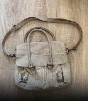 Außergewöhnliche Handtasche geprägtes Leder