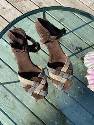 Außergewöhnliche High Heel Sandalen aus Venedig