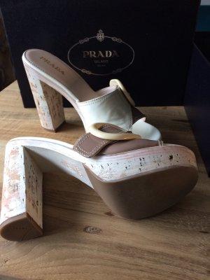 Außergewöhnliche PRADA Sandaletten