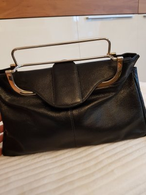 aus Italien Handbag black-bronze-colored