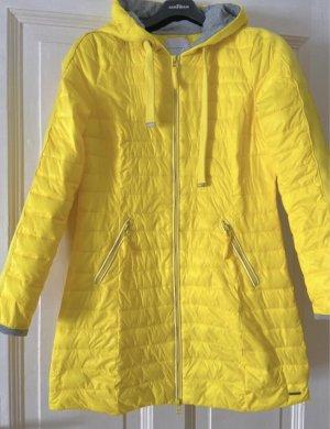 Außergewöhnlicher neu Rino & Pelle Mantel Jacke 36 Steppmantel Cos gelb