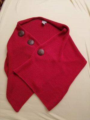 Knitted Scarf carmine