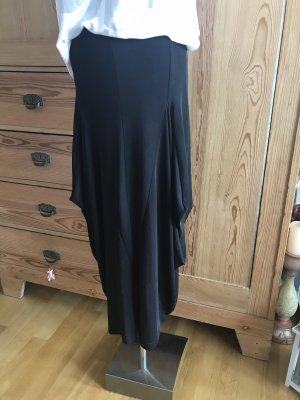 Moda Italia Falda asimétrica negro Viscosa