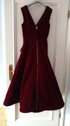 Aussergewöhnliches Designer Kleid SAMT JEAN PAUL GAULTIER, Gr 38