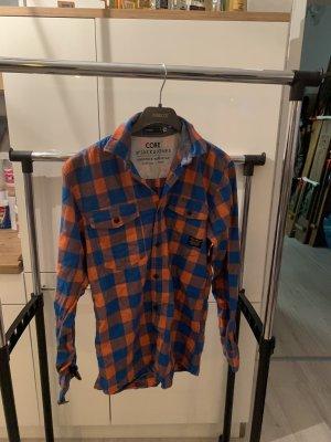 Jack & Jones Camicia a maniche lunghe multicolore