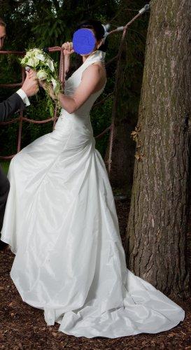 Aussergewöhnliches Marylise Brautkleid
