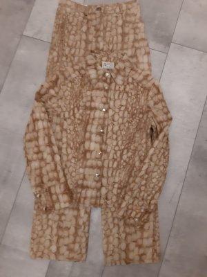 Aust Tailleur-pantalon brun sable-marron clair