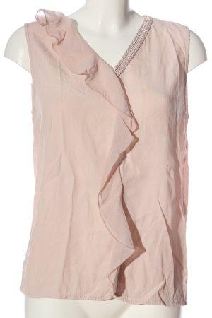 Aust ärmellose Bluse