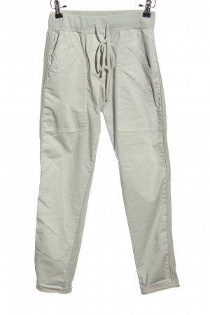 Aust Baggy Pants hellgrau Casual-Look