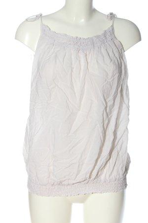 Aust Top koszulowy biały W stylu casual