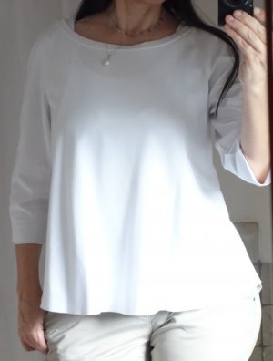 Aust Long Shirt white viscose