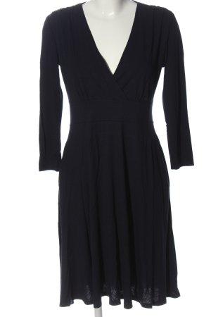 Aust Sukienka z długim rękawem fiolet Melanżowy W stylu casual