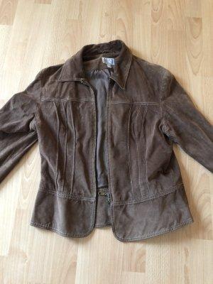 Aust Veste oversize brun