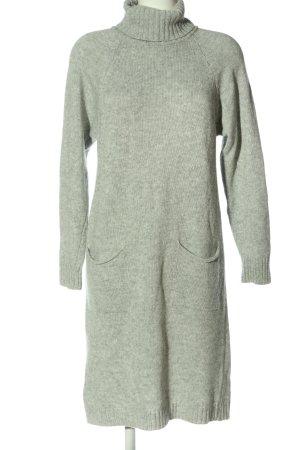 Aust Długi sweter jasnoszary W stylu casual